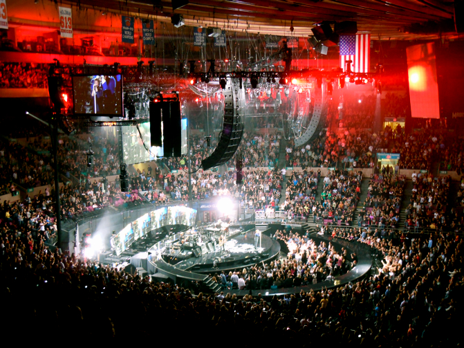 New York Day 3 Bon Jovi Live At Madison Square Garden